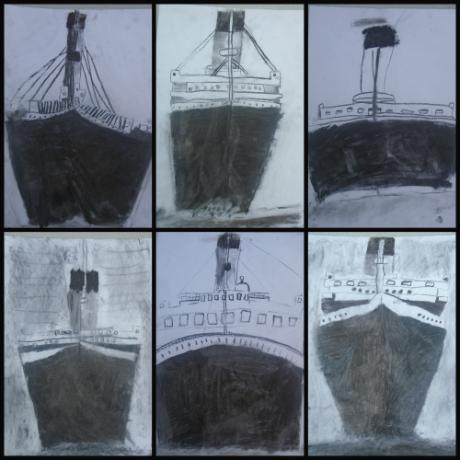 titanic 18 collage 1