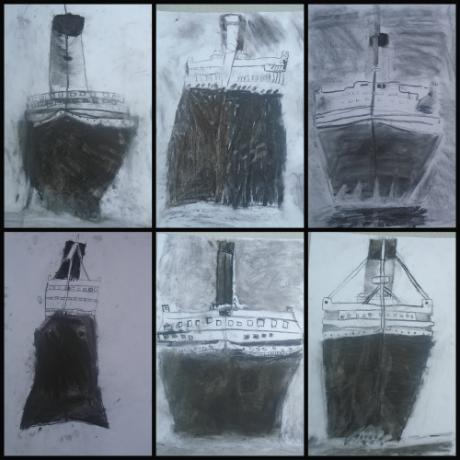 titanic 18 collage 2